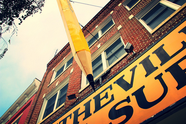Wytheville, Virginia's Giant Pencil