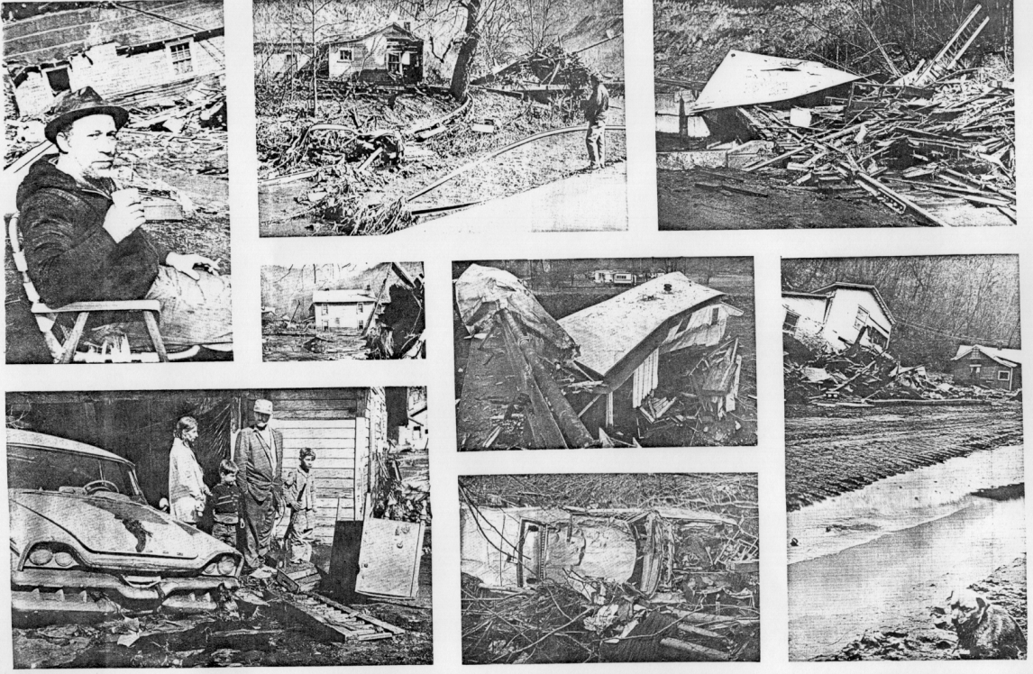 essays on buffalo creek disaster He had two options: go for buffalo creek mining company or pittston if he went for the buffalo creek mining company, the case would be tried in logan county and he knew some lawyers there who could pull some strings if he sued at the federal court level, he would have a very difficult time stern decides to go for it.