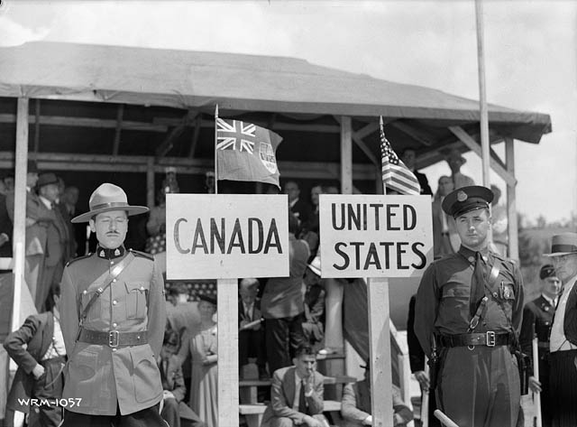 Image result for canada invades us