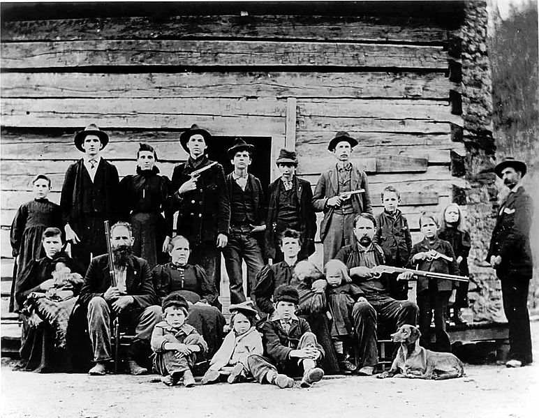 GREATER APPALACHIA Devil Anse Hatfield Family