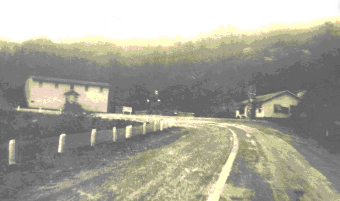 Photo: Fancy Gap Mountain in 1935, courtesy of Fancy Gap